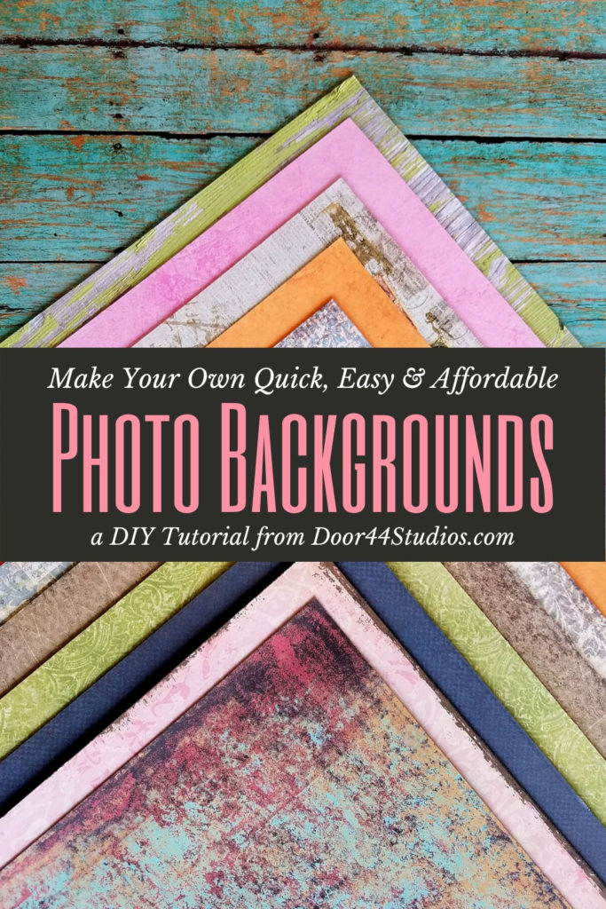 Makers, do you need to photograph your small handmade products? Learn my trick to making your own custom background tiles. My backgrounds are quick, easy, and affordable!