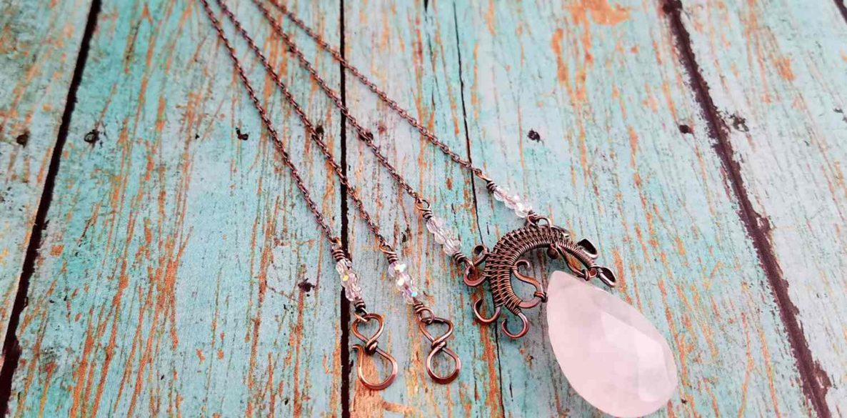 How to Make the Pretty Little Lyonesse Pendant