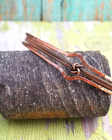 The Lover's Knot Stacked Bangle - Feature Image