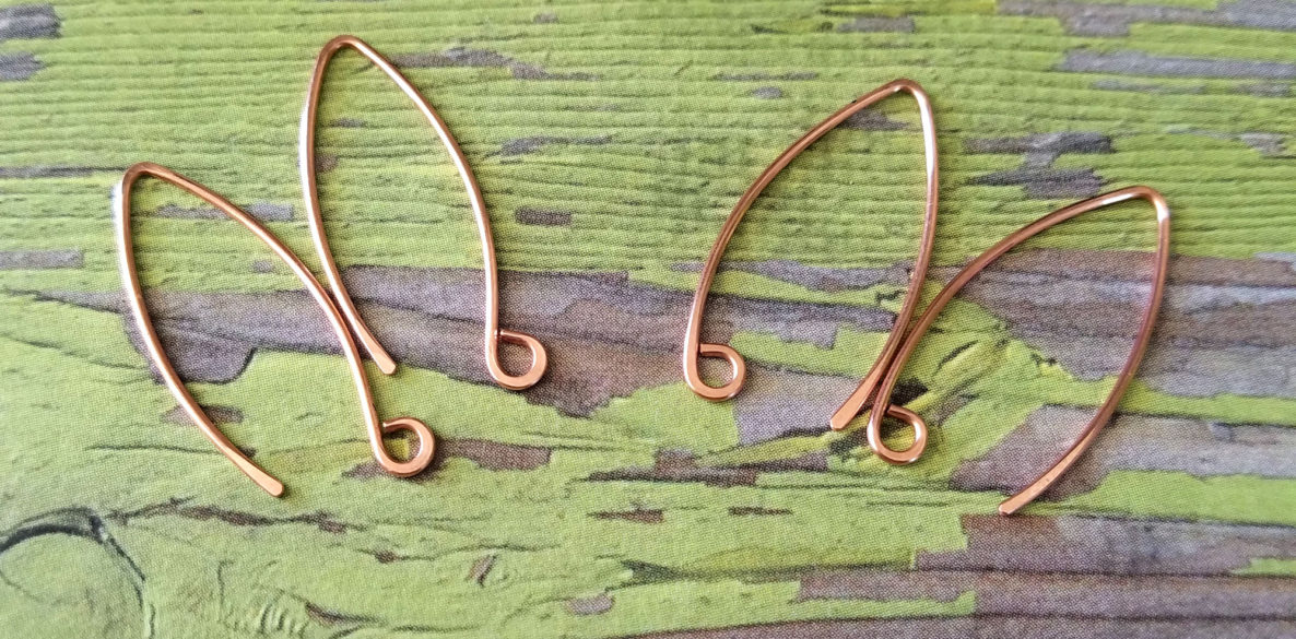 Door 44 Studios - How to make perfectly matched Marquis ear wires