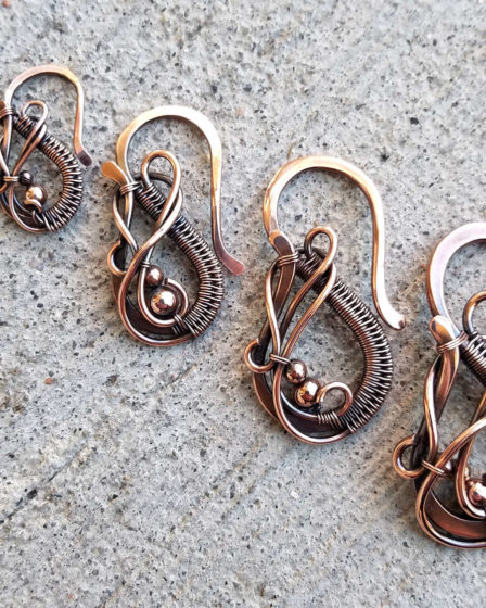 Resize Any Wire Jewelry Pattern in 3 Simple Steps - Cover Photo