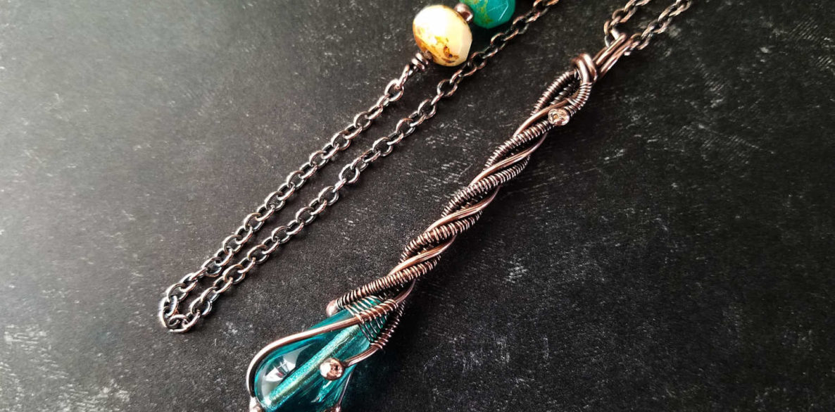 The Twig Pendant Make-Along - Feature Image