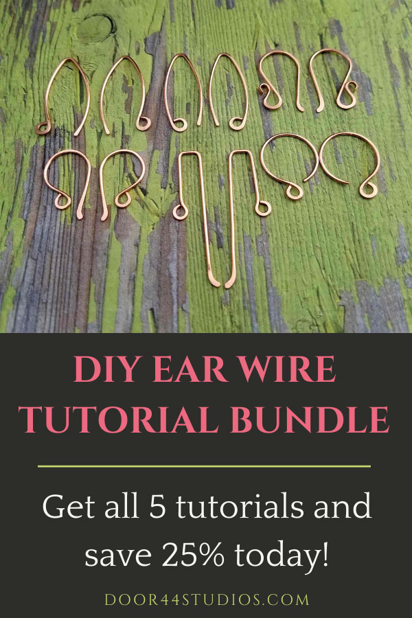 DIY Ear Wire Bundle on Sale Today!